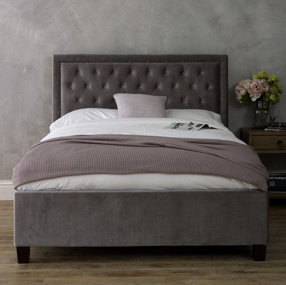 Rosemary Fabric Bedframe